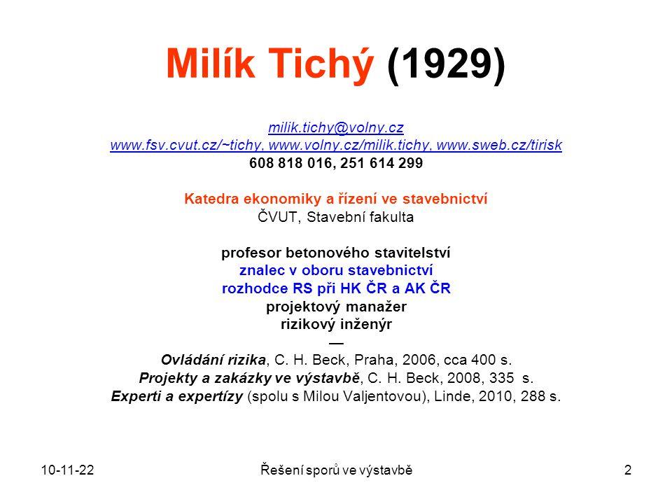 Milík Tichý (1929) milik.tichy@volny.cz