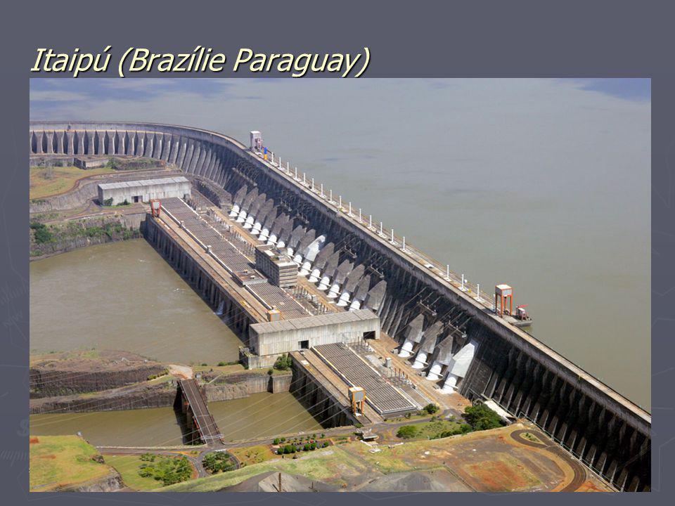 Itaipú (Brazílie Paraguay)