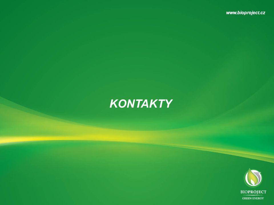 www.bioproject.cz KONTAKTY