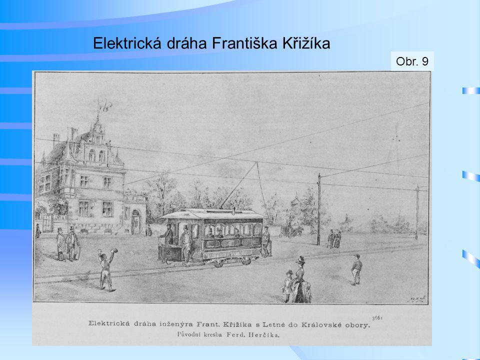 Elektrická dráha Františka Křižíka