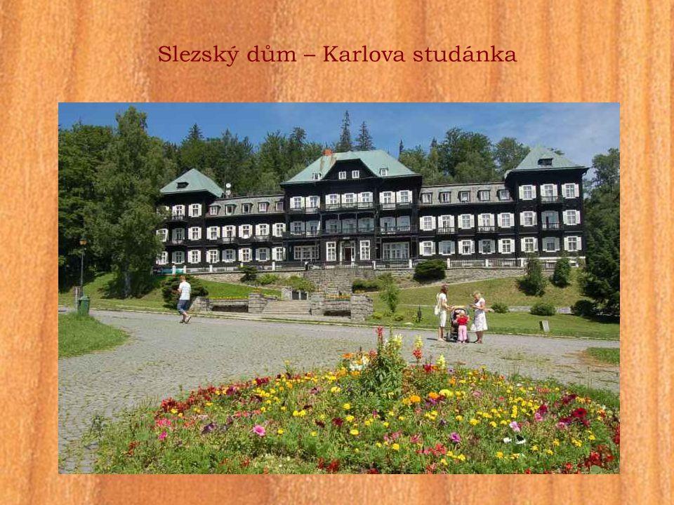 Slezský dům – Karlova studánka