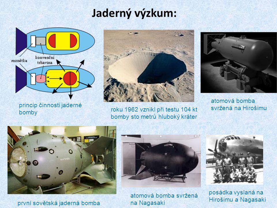 první sovětská jaderná bomba
