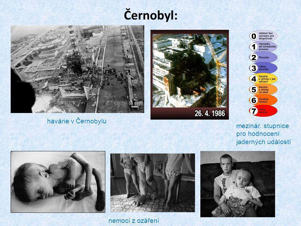 Černobyl: havárie v Černobylu