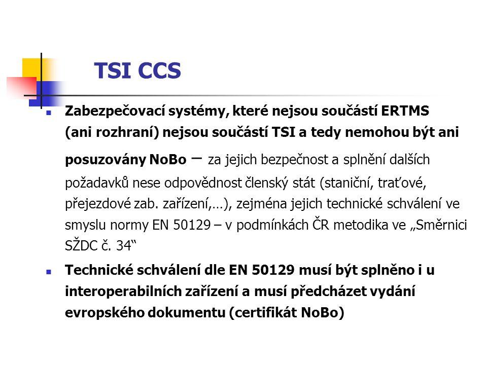 TSI CCS