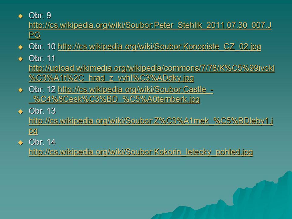 Obr. 9 http://cs. wikipedia. org/wiki/Soubor:Peter_Stehlik_2011. 07
