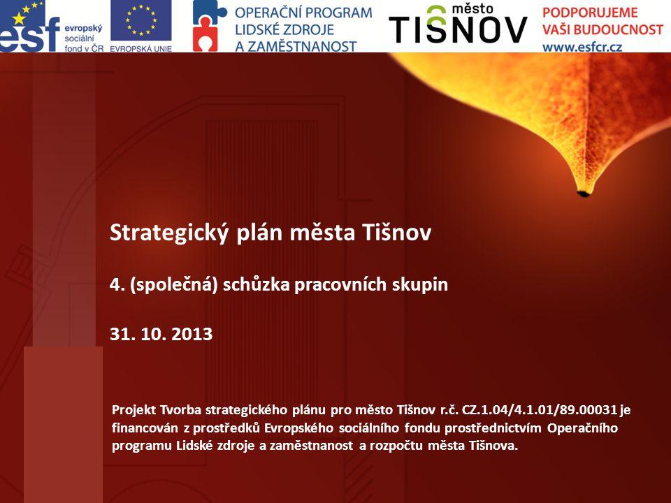 Strategický plán města Tišnov 4