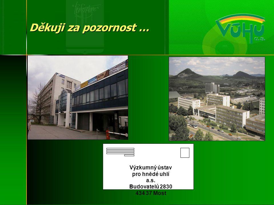 Výzkumný ústav pro hnědé uhlí a.s.