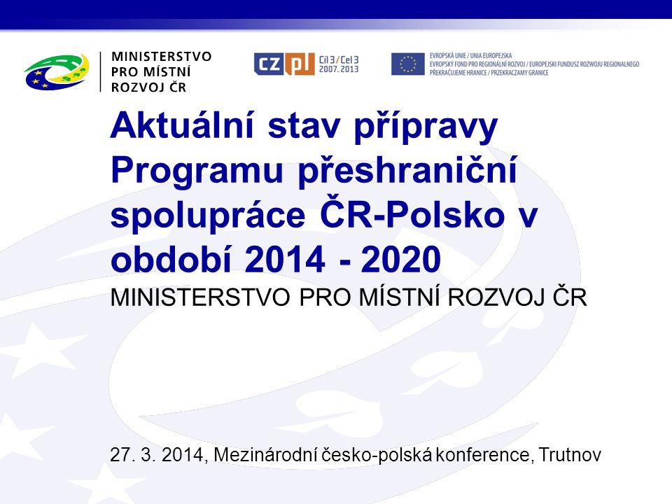 27. 3. 2014, Mezinárodní česko-polská konference, Trutnov