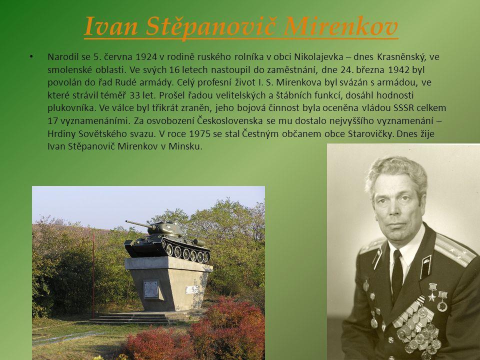 Ivan Stěpanovič Mirenkov
