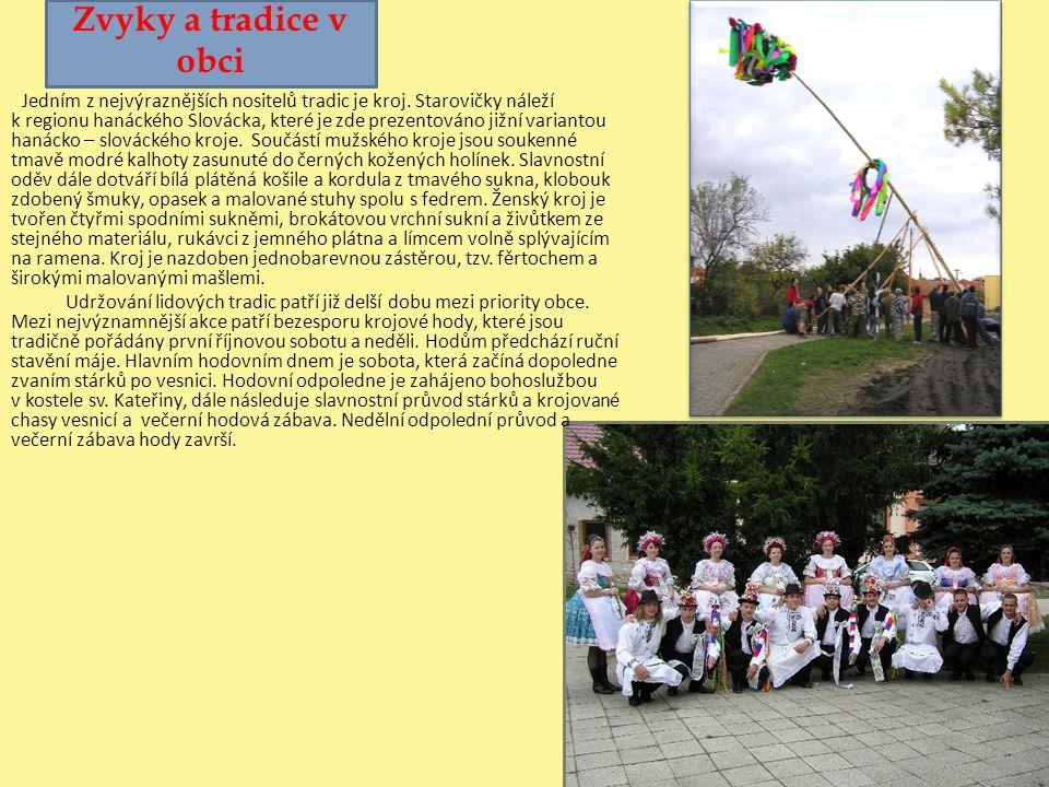 Zvyky a tradice v obci