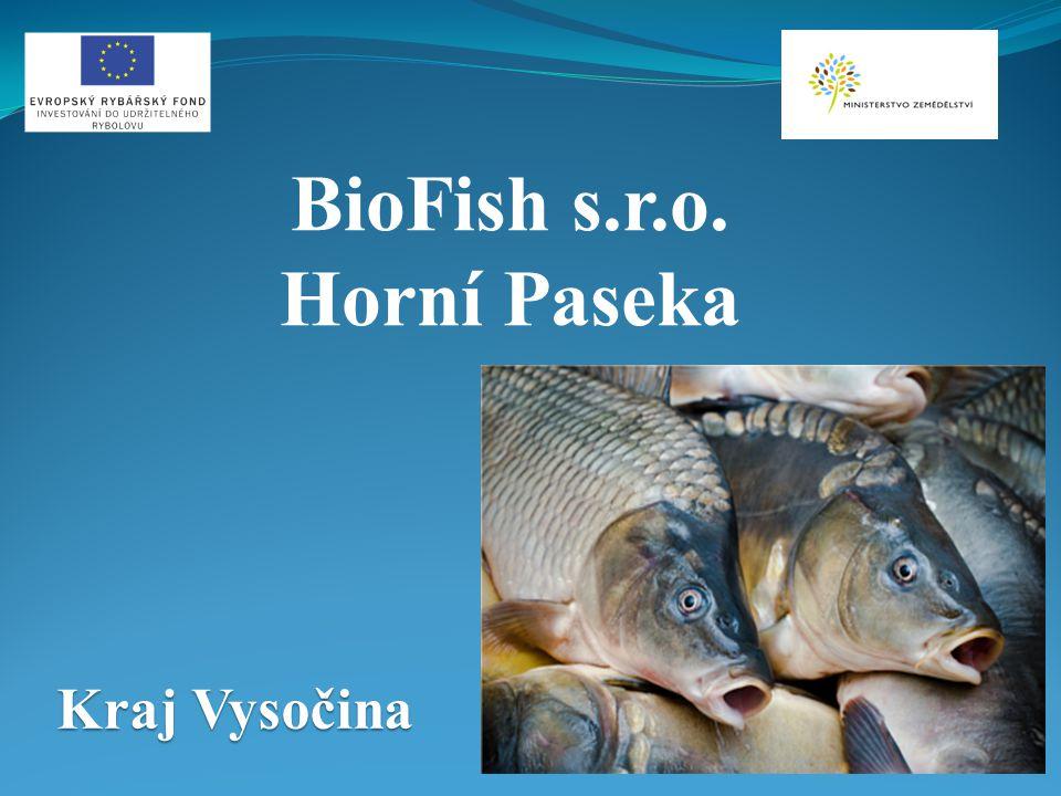 BioFish s.r.o. Horní Paseka