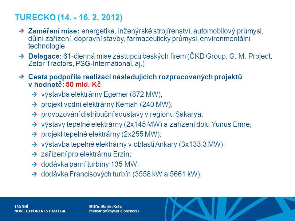 TURECKO (14. - 16. 2. 2012)