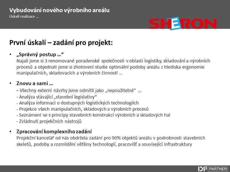 První úskalí – zadání pro projekt: