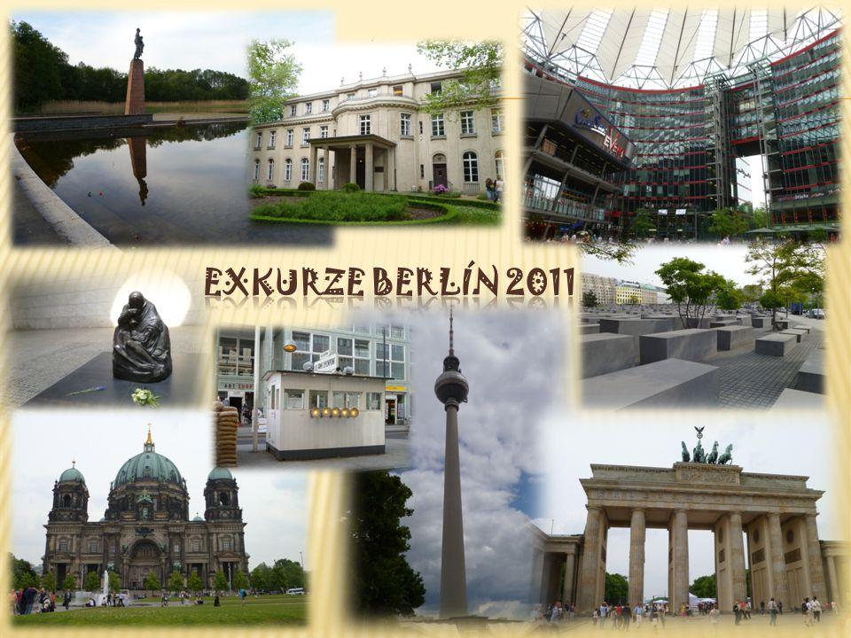 Exkurze Berlín 2011