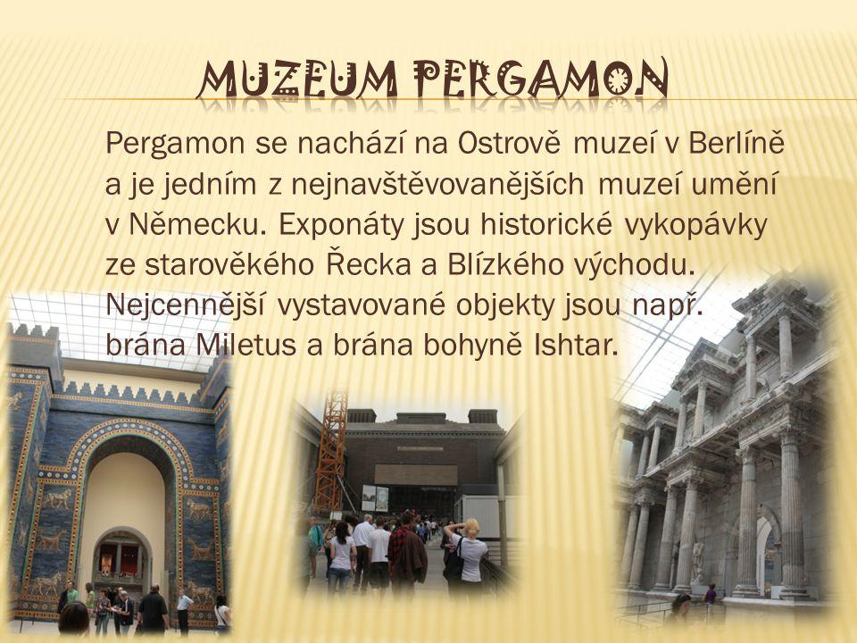MUZEUM PERGAMON