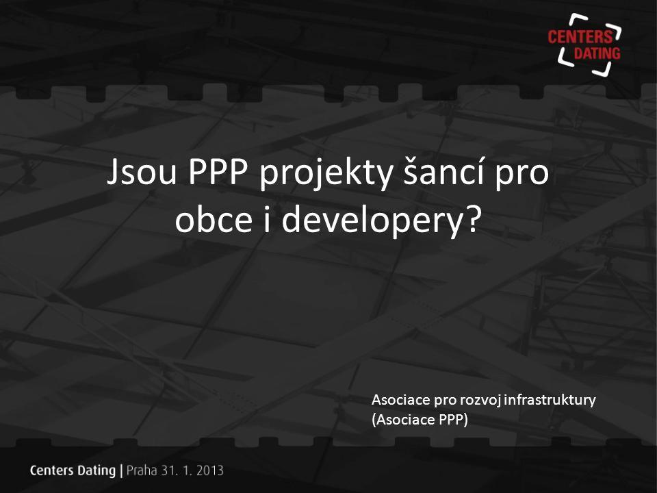 Jsou PPP projekty šancí pro obce i developery