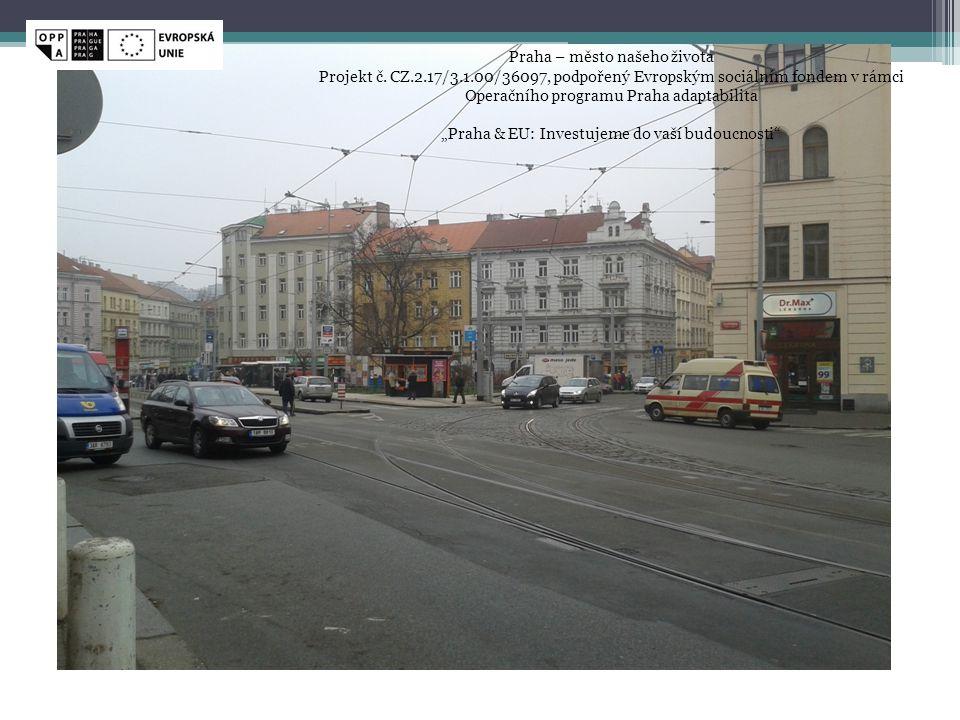 Praha – město našeho života
