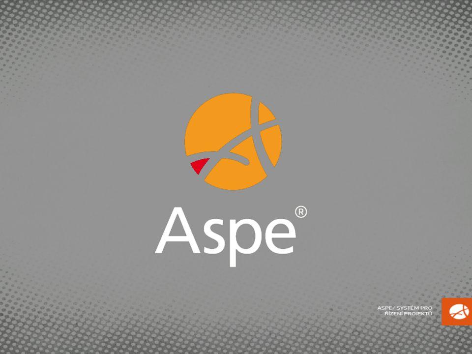 Aspe - systém pro řízení stavebně investičních projektů