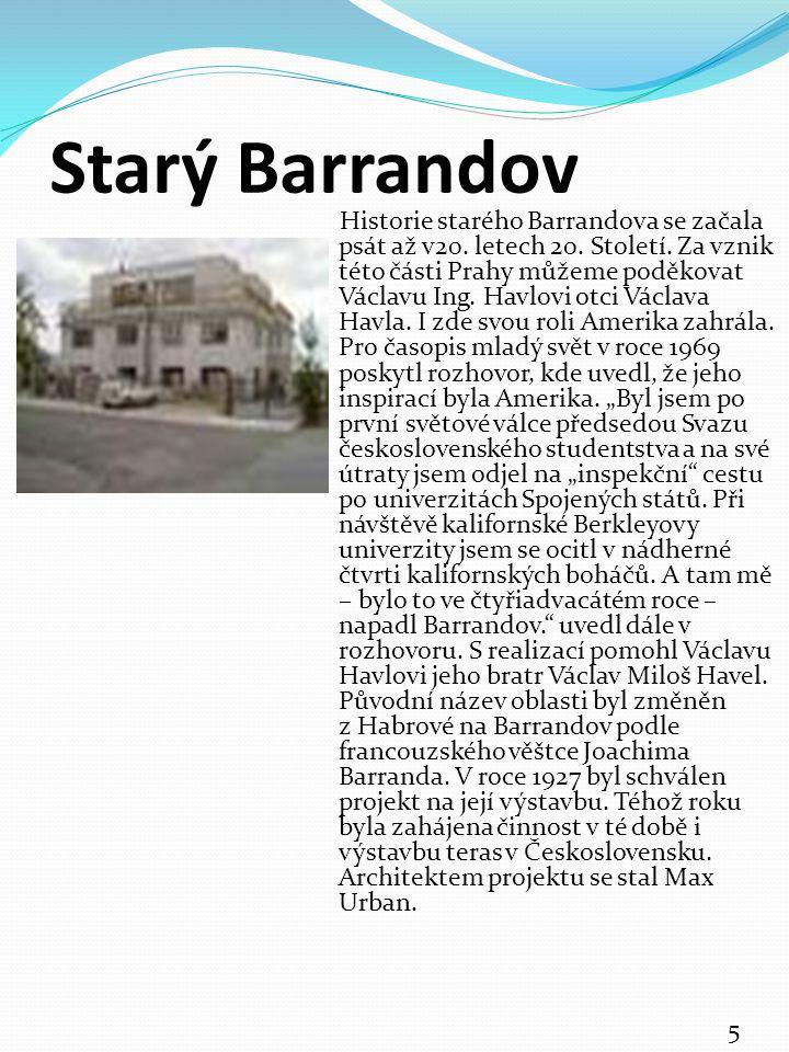Starý Barrandov