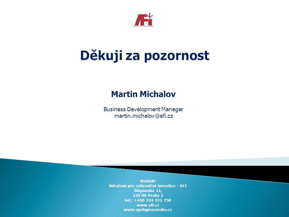 Sdružení pro zahraniční investice - AFI