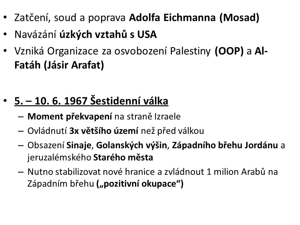 Zatčení, soud a poprava Adolfa Eichmanna (Mosad)