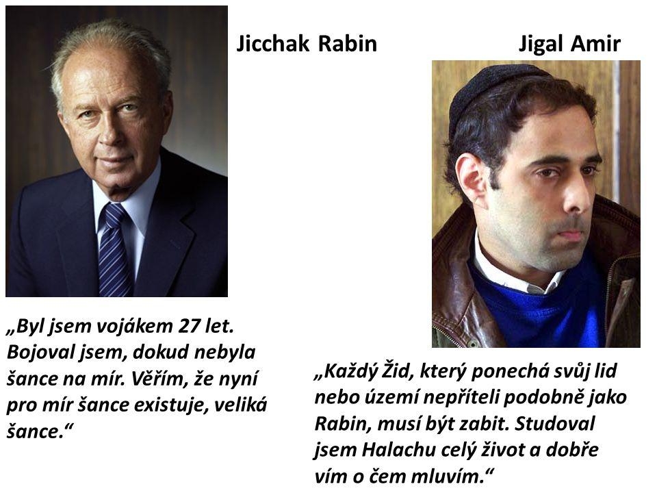 Jicchak Rabin Jigal Amir