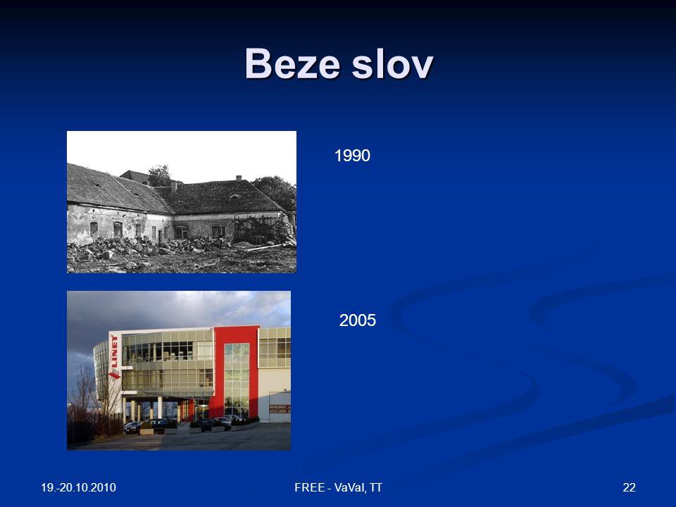 Beze slov 1990 2005 19.-20.10.2010 FREE - VaVaI, TT