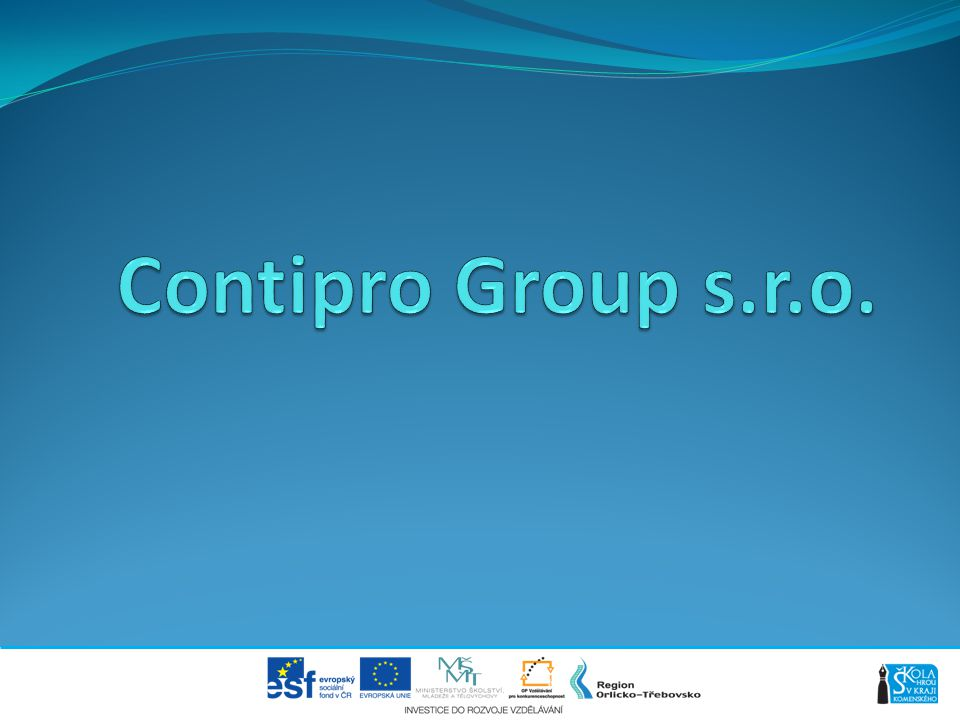 Contipro Group s.r.o.