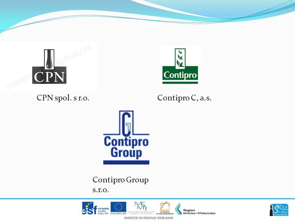 CPN spol. s r.o. Contipro C, a.s. Contipro Group s.r.o.