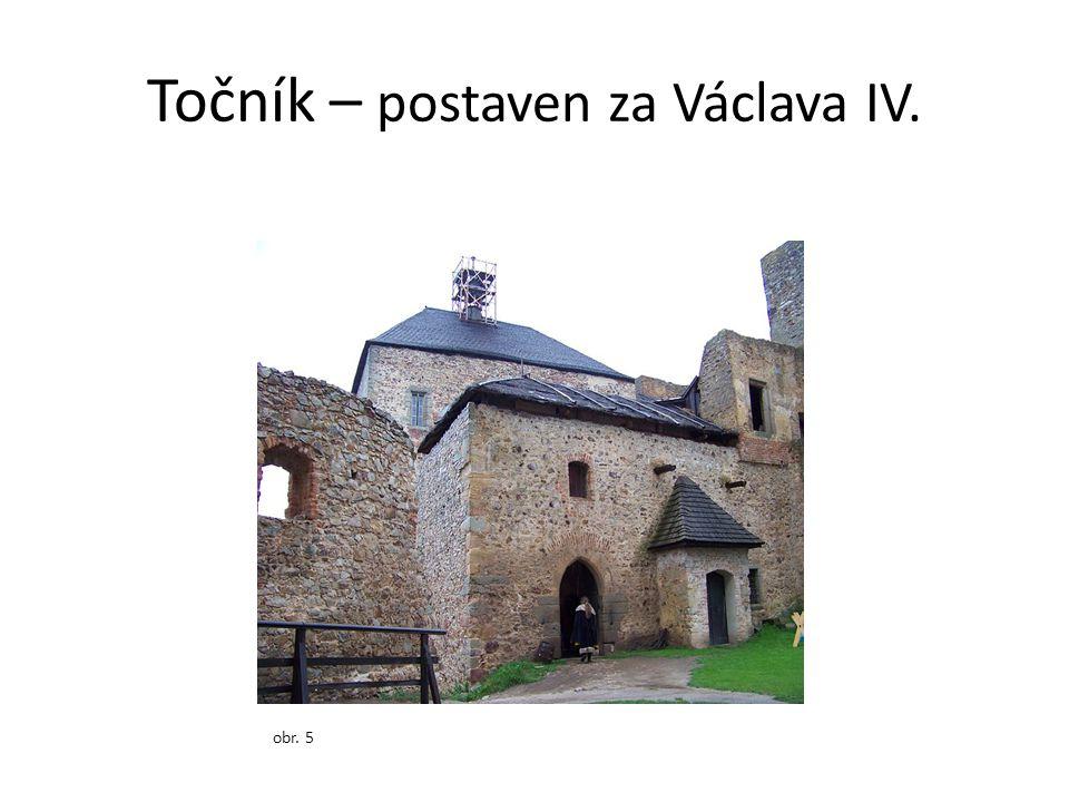 Točník – postaven za Václava IV.