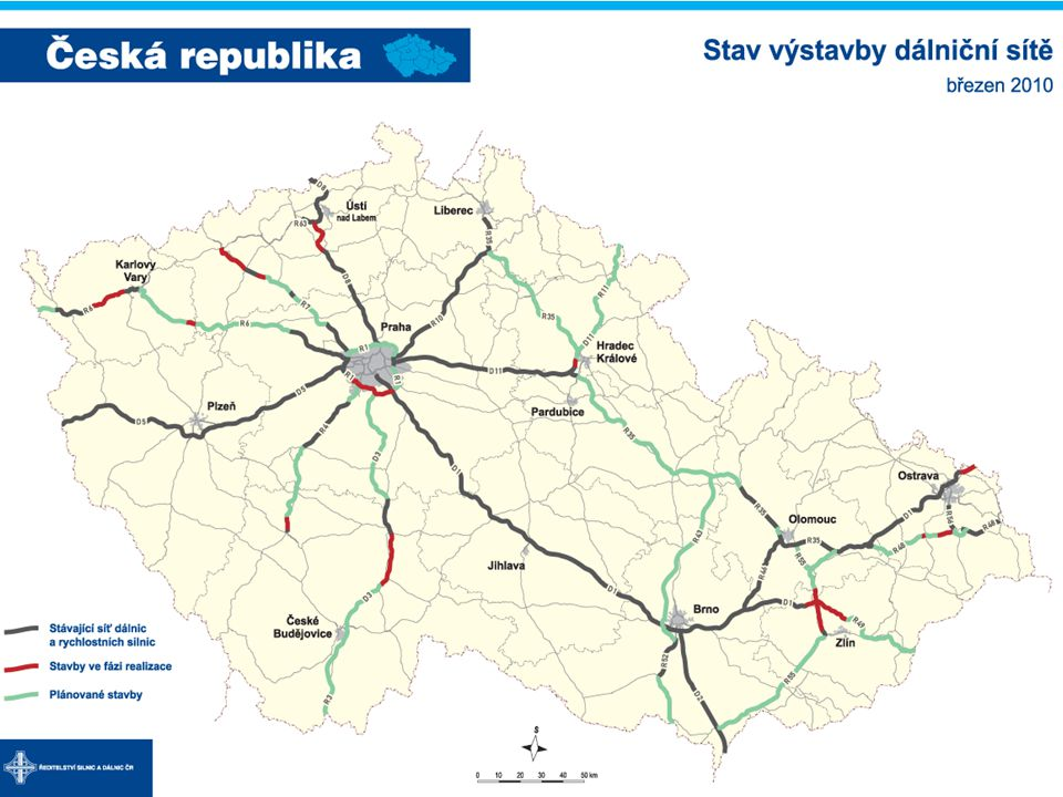 Příspěvková organizace zřízená Ministerstvem dopravy ČR