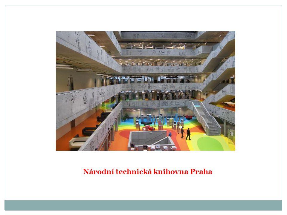 Národní technická knihovna Praha