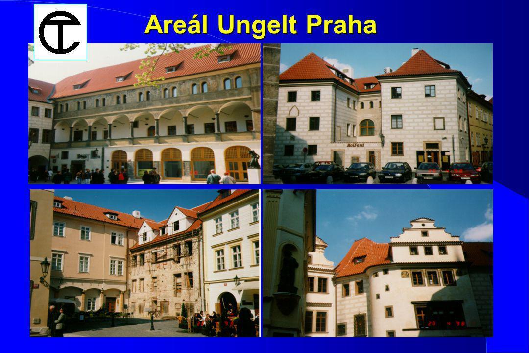 Areál Ungelt Praha
