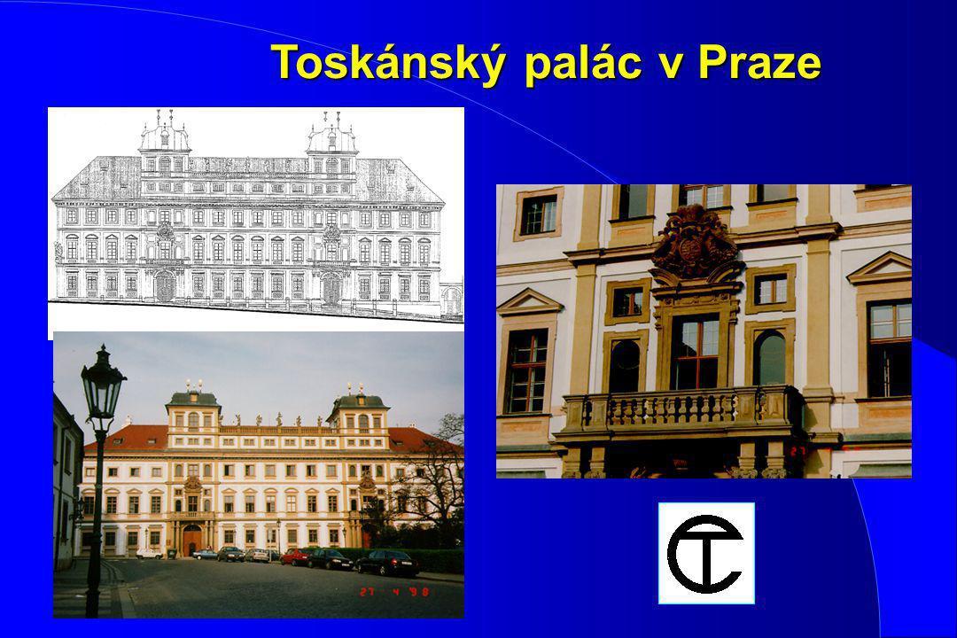 Toskánský palác v Praze