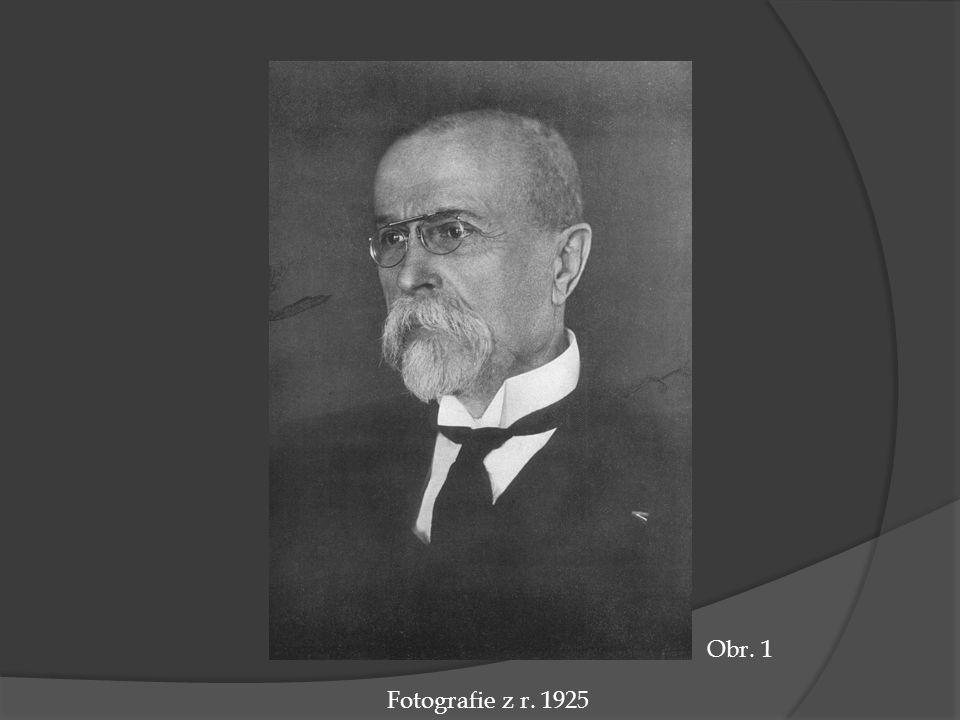 Obr. 1 Fotografie z r. 1925