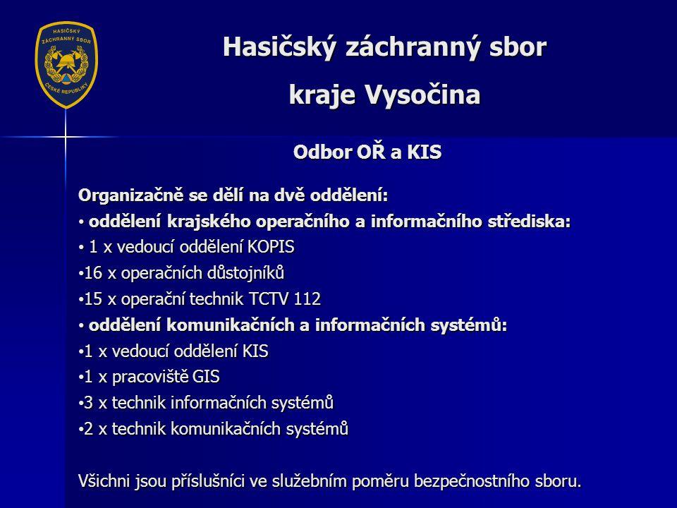 Hasičský záchranný sbor kraje Vysočina