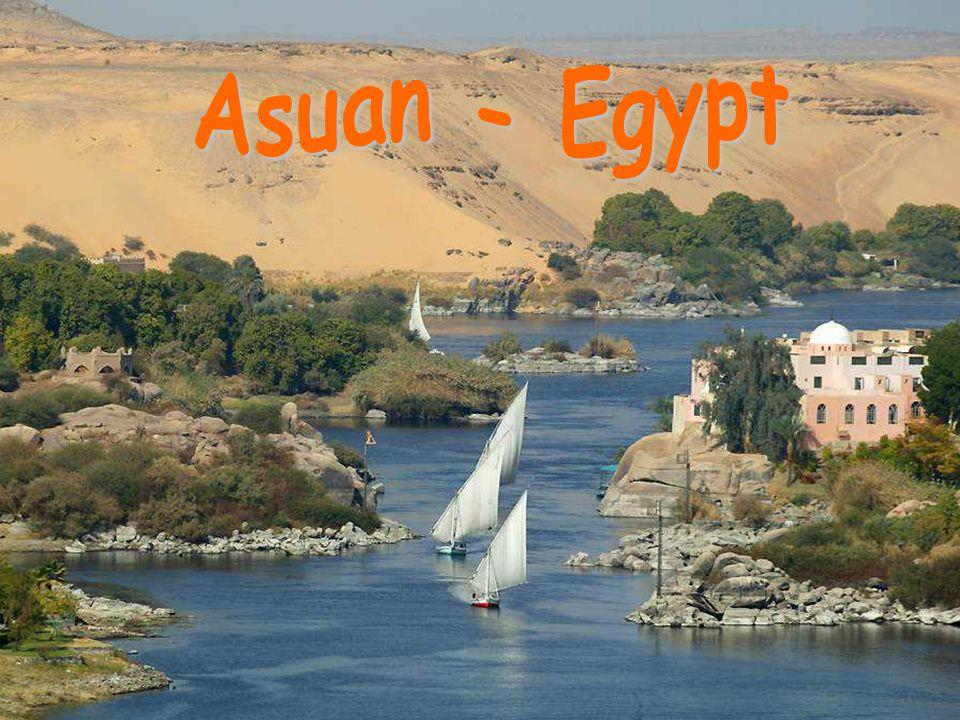 Asuan - Egypt