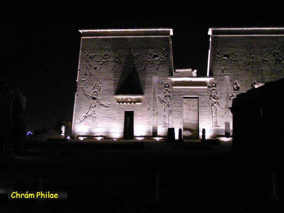 Chrám Philae