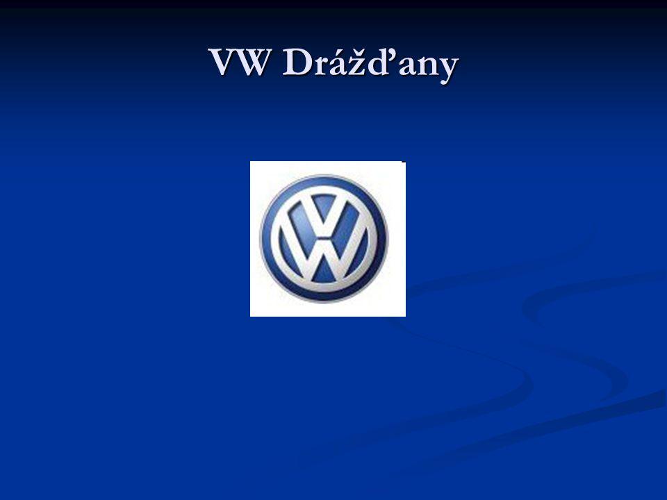 VW Drážďany