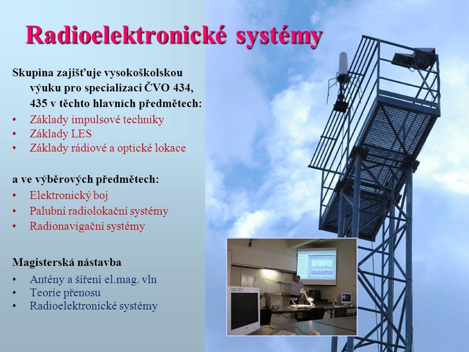 Radioelektronické systémy