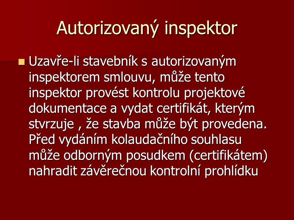 Autorizovaný inspektor