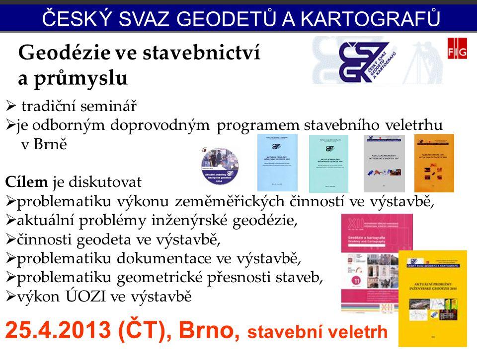25.4.2013 (ČT), Brno, stavební veletrh