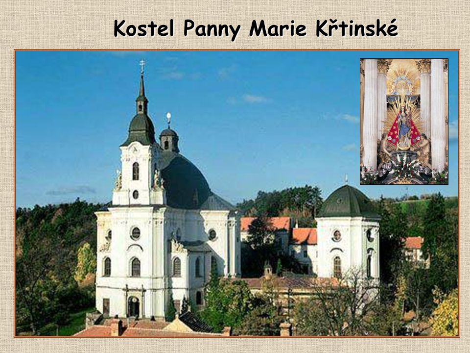 Kostel Panny Marie Křtinské