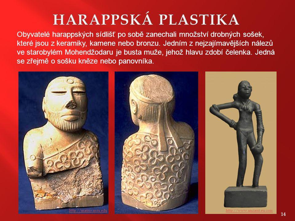 HARAPPSKÁ PLASTIKA