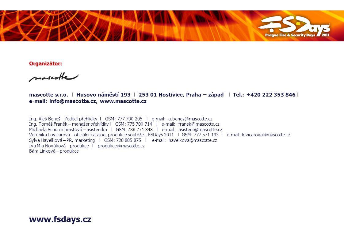 www.fsdays.cz Organizátor: