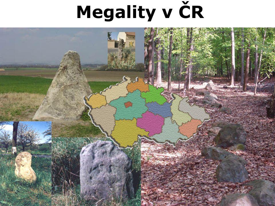Megality v ČR
