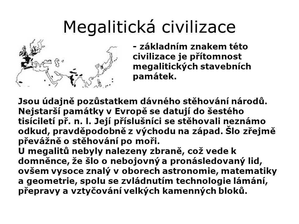 Megalitická civilizace