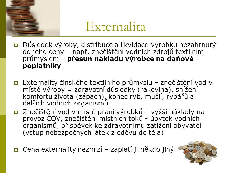 Externalita