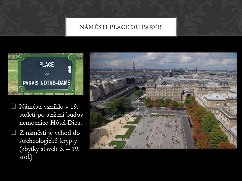 náměstí Place du Parvis