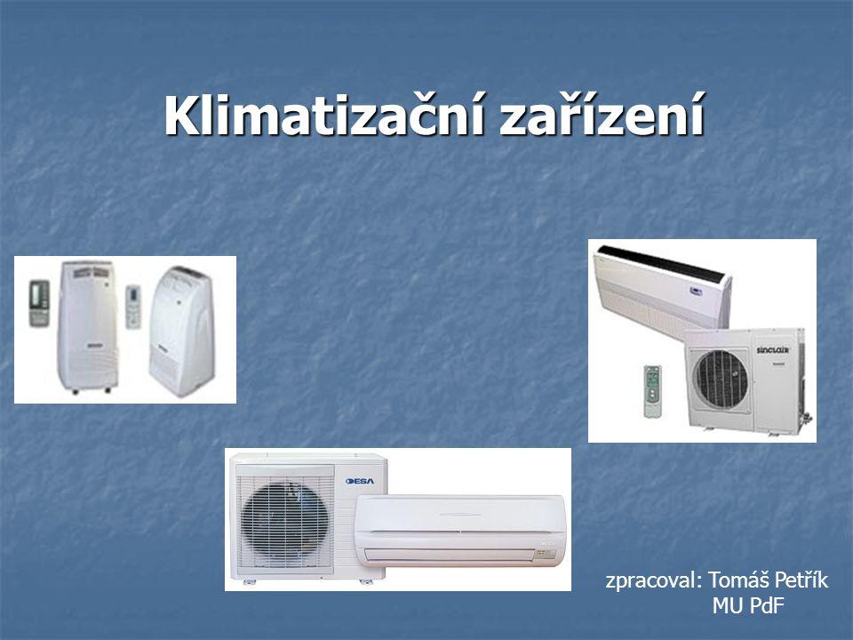 Klimatizační zařízení